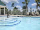 SP1 – Level Double Bar Spear Pool-Fencing