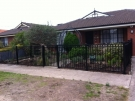 SF25 – Front View Black Oxley Ring Fence – Altona Meadows
