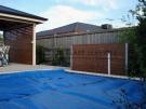 SP3 – Horizontal Slat Pool Fencing