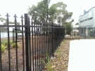 SF33 – Black Level Spear Fencing View 2 – Werribee