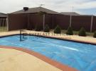 SP4 – Horizontal Slat Pool Fencing