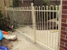 SP5 – Loop and Spear Garden Fence