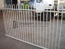 SP6 – Loop Top Pool Fence Panel