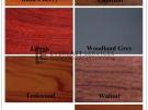 3 – Aluminium Slats Colours