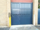 SS95 – Large Colourbond Single Gate + Small Single Gate