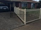 Oxley Ring Driveway Fence