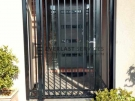 SS74 – Black Double Oxley Ring Security Gate