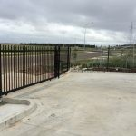 IS2 - Rod Top Security Panel with Sliding Gate - Ravenhall