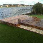 T30 - Merbau Backyard Timber Decking