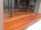 T11 – Timber Decking in Outdoor Entertainment Area