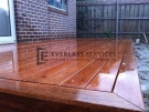 T17 – Close Up of Timber Decking