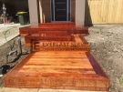 T6 – Front Porch Timber Decking with Steps