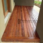 T9 - Front Porch Timber Decking with Oil