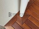 T84 – Merbau Corner Timber Decking