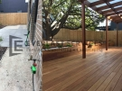 Decking and Pergola Before and After