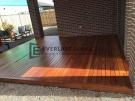 T49 – Timber Decking Under Porch