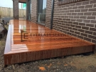 T51 – Timber Decking Washed