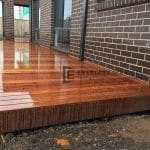 T51 - Timber Decking Washed