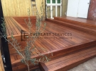 T53 – Merbau Decking with Bench Seats