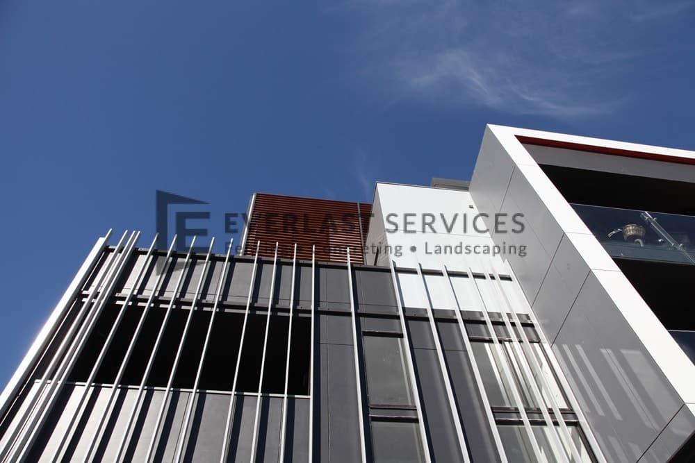 CF15 - Commerical Vertical Blade Slats Full View 2