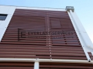 CF8 – Commercial Woodlook Slats Screening View 2
