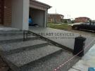 EA3 – Dark Exposed Concrete Steps