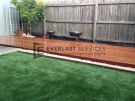 L2 – Synthetic Grass with Timber Decking