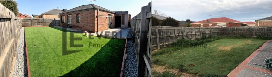 L117 - Before and After Synthetic Grass