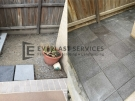 L80 – Corner Before and After Eurostone Paving
