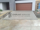 EA11 – Exposed Aggregate Driveway