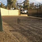 EA27 - Exposed Aggregate Front Yard