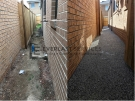 EA38 – Footpath Before and After Exposed Aggregate