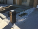 L96 – Exposed Aggregate Stairs + Pebble Infills
