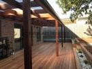 L68 – Laminated Post Timber Verandah