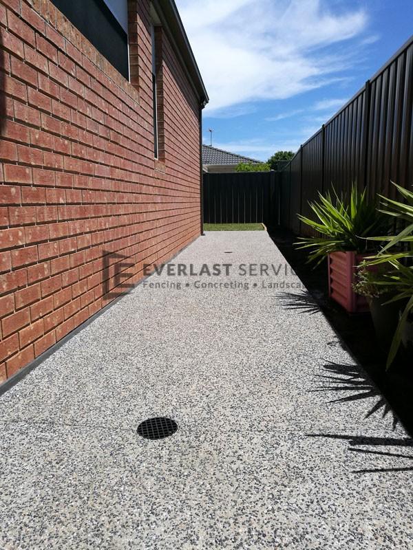 EA60 - Side Footpath 2a