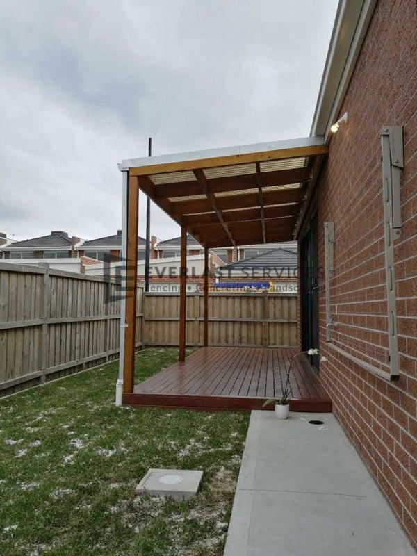L100 - Timber Verandah + Deck 2