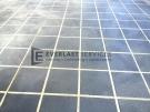 STE1 –  Tile Stencil Concrete Driveway