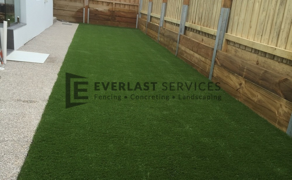 L49 - Backyard Synthetic Grass - Keilor Downs