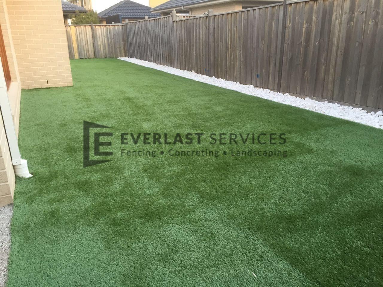 L48 - Backyard Basic Synthetic Grass