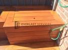 T38 – Merbau Storage Box