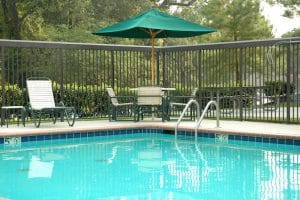 Swimming pool fencing checklist