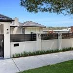 MW 41 - Front Fence Modular with Slats