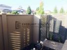 MW12 – Aluminium Slats Gate And Modular Fencing