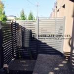 A157- Aluminium Slats Screening Fencing