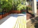 Back Merbau Garden Box