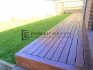 Close Up Decking Extension