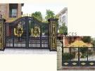 AD2 – Aluminium Art Decor Double Gate