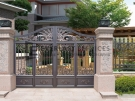 Aluminium Art Decor Fencing