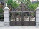 Aluminium Art Decor Stone Fence