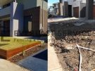 Before and After Front Landscaping